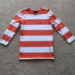 Polo 3/4 sleeves shirt